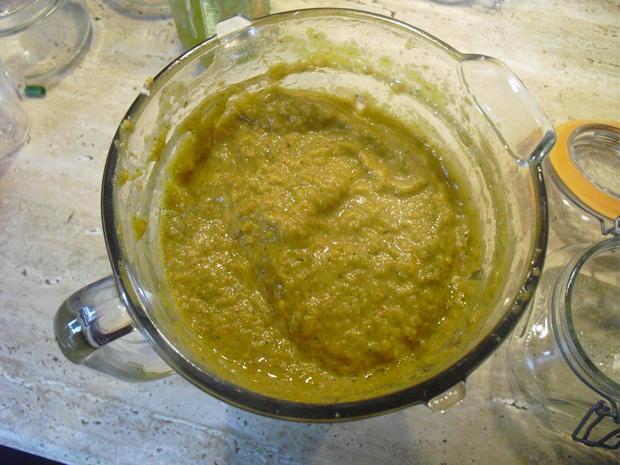 Gemüse Paste - Rezept - Bild Nr. 6644