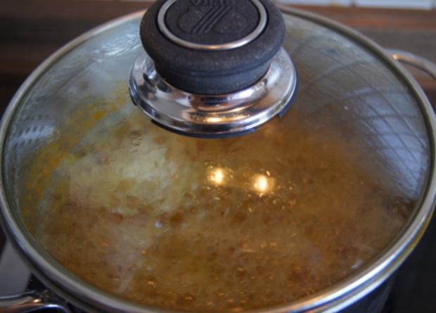 Schinken-Rührei mit Würz-Spinat und Drillingen - Rezept - Bild Nr. 18