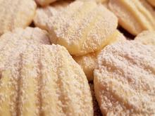 Mazu12  Plätzchen mit Zitronengeschmack  - Rezept - Bild Nr. 6652