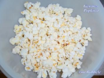 Rezept: Snack: Gewürz-Popcorn