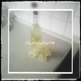 Balsamico (Holunderblütensaft) - Rezept - Bild Nr. 6658