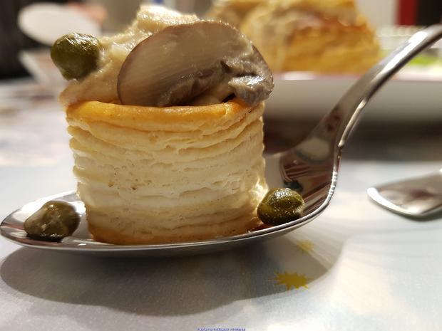 Biggi`s Spezial = Mini Pasteten als Fingerfood - Rezept - Bild Nr. 2