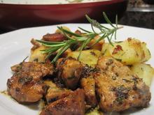"Geflügel: Hühnergeschnetzeltes ""Toscana"" - Rezept - Bild Nr. 6692"