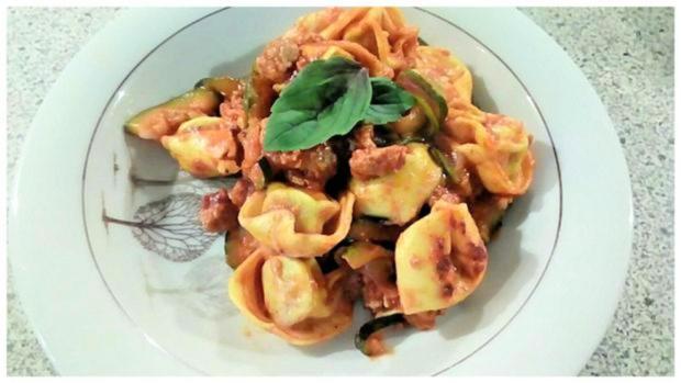 Tortelini - Bolognese - Rezept - Bild Nr. 6861