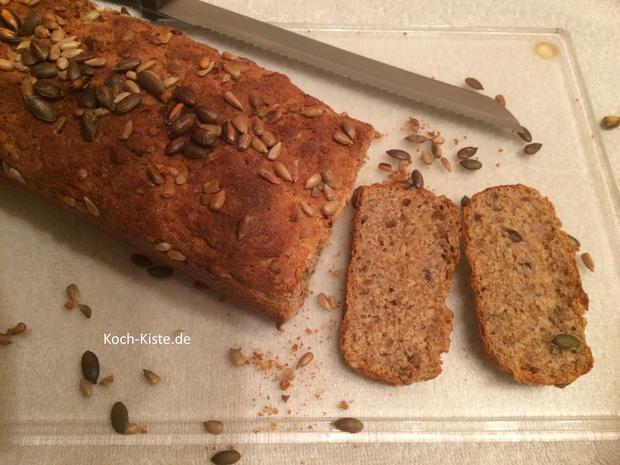 Kartoffel-Körner-Vollkorn Brot - Rezept - Bild Nr. 6686