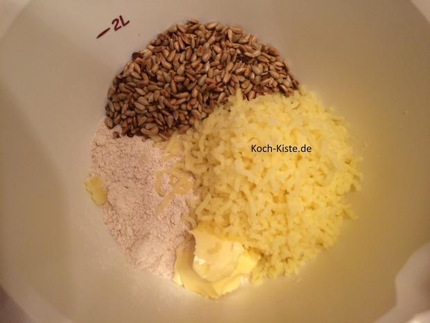 Kartoffel-Körner-Vollkorn Brot - Rezept - Bild Nr. 6689