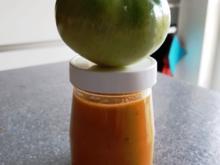 Grüne Tomaten als Cremeaufstrich bzw. Marmelade oder Würze - Rezept - Bild Nr. 6694