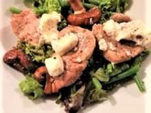 Mediterraner Salat - Rezept - Bild Nr. 6860