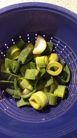 Gemüsesalz aus Resten - Rezept - Bild Nr. 6789