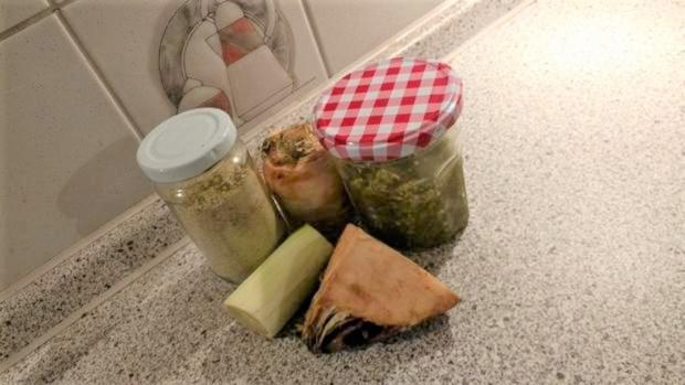 Gemüsesalz aus Resten - Rezept - Bild Nr. 6788