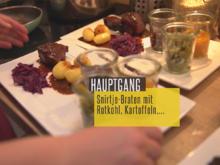Snirrtjebraten mit Ditn un Datn - Rezept - Bild Nr. 2