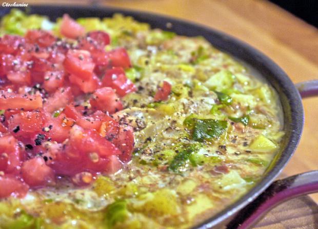 Kartoffel-Rosenkohl-Frittata - Rezept - Bild Nr. 6718