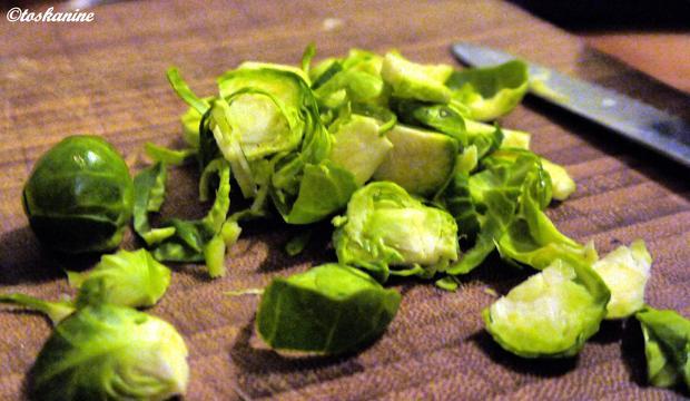 Kartoffel-Rosenkohl-Frittata - Rezept - Bild Nr. 6720