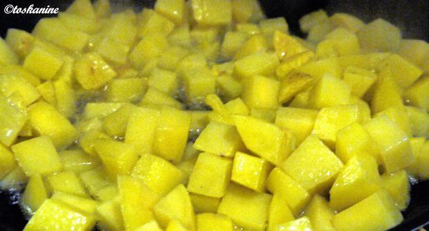 Kartoffel-Rosenkohl-Frittata - Rezept - Bild Nr. 6721