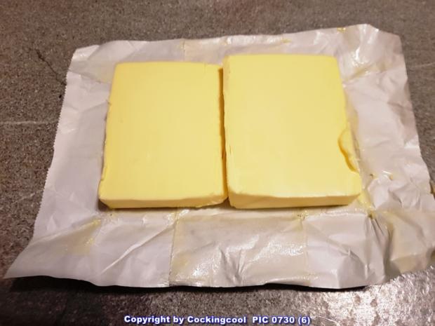 """Butter Blätterteig das """"Grundrezept"""" Handmade - Rezept - Bild Nr. 6726"""