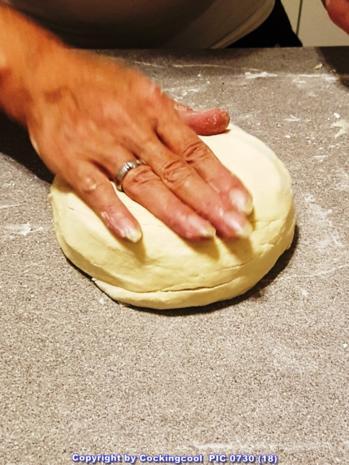 """Butter Blätterteig das """"Grundrezept"""" Handmade - Rezept - Bild Nr. 6738"""