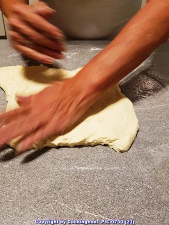 """Butter Blätterteig das """"Grundrezept"""" Handmade - Rezept - Bild Nr. 6742"""
