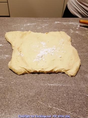 """Butter Blätterteig das """"Grundrezept"""" Handmade - Rezept - Bild Nr. 6743"""