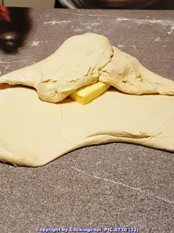 """Butter Blätterteig das """"Grundrezept"""" Handmade - Rezept - Bild Nr. 6749"""