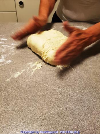 """Butter Blätterteig das """"Grundrezept"""" Handmade - Rezept - Bild Nr. 6752"""