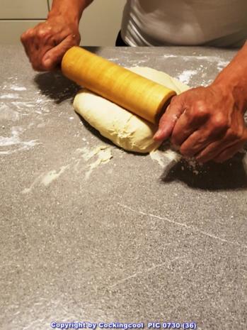 """Butter Blätterteig das """"Grundrezept"""" Handmade - Rezept - Bild Nr. 6754"""