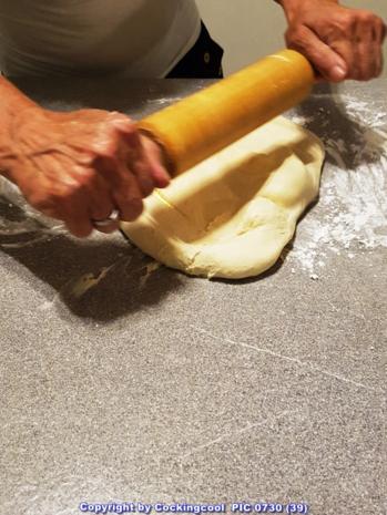 """Butter Blätterteig das """"Grundrezept"""" Handmade - Rezept - Bild Nr. 6757"""