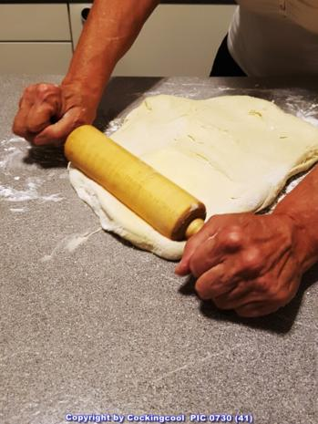 """Butter Blätterteig das """"Grundrezept"""" Handmade - Rezept - Bild Nr. 6759"""