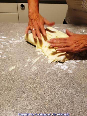 """Butter Blätterteig das """"Grundrezept"""" Handmade - Rezept - Bild Nr. 6761"""