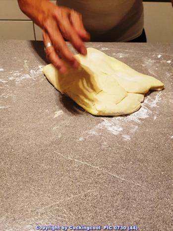 """Butter Blätterteig das """"Grundrezept"""" Handmade - Rezept - Bild Nr. 6762"""