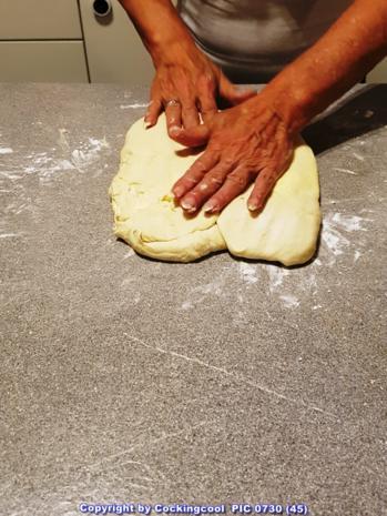 """Butter Blätterteig das """"Grundrezept"""" Handmade - Rezept - Bild Nr. 6763"""