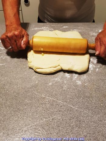 """Butter Blätterteig das """"Grundrezept"""" Handmade - Rezept - Bild Nr. 6764"""