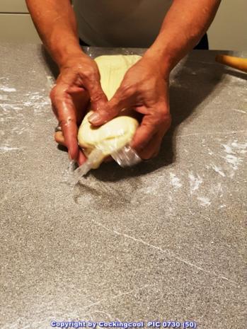 """Butter Blätterteig das """"Grundrezept"""" Handmade - Rezept - Bild Nr. 6768"""