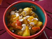 Exotisches Kürbis-Ananas-Curry mit Jackfruit - Rezept - Bild Nr. 2