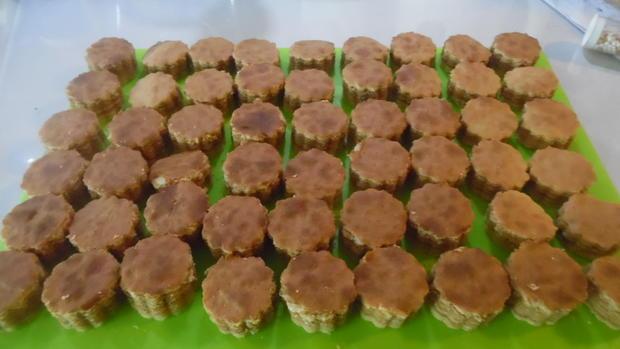 Baumkuchen-Mini-Törtchen - Rezept - Bild Nr. 6720