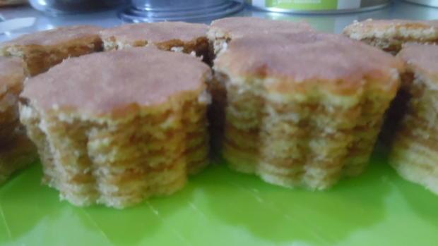 Baumkuchen-Mini-Törtchen - Rezept - Bild Nr. 6721