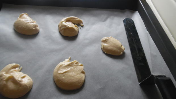 Baumkuchen-Mini-Törtchen - Rezept - Bild Nr. 6726