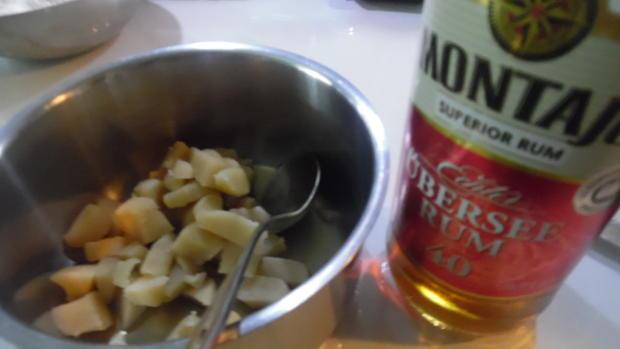 Baumkuchen-Mini-Törtchen - Rezept - Bild Nr. 6730