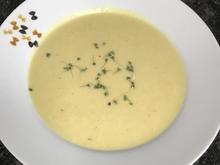 Pastinaken Cremesuppe - Rezept - Bild Nr. 2