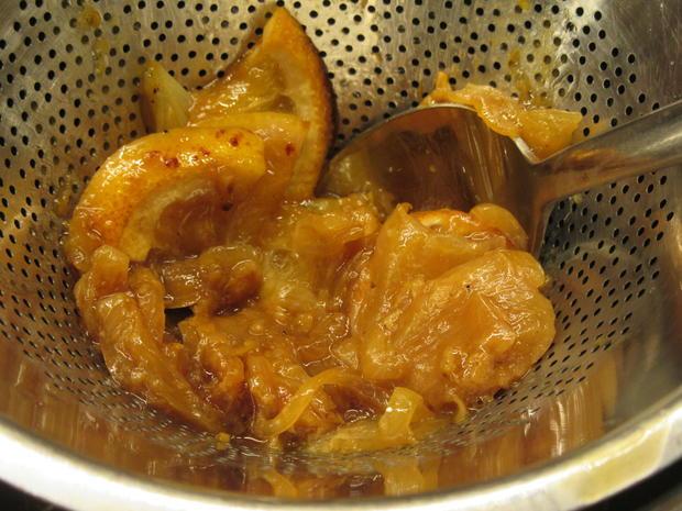 Geflügel: Entenschlegel in Orangensoße mit Wurzelschupfnudeln* - Rezept - Bild Nr. 6736