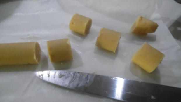 Marzipan-Kissen - Rezept - Bild Nr. 6742