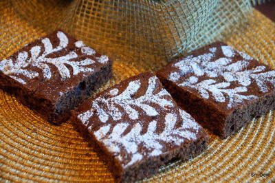 Blechkuchen: Schnelle Glühweinschnitten - Rezept - Bild Nr. 2