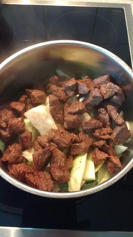 Falsches Irish Stew - Rezept - Bild Nr. 6733