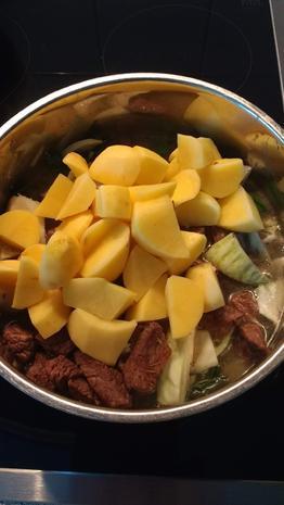 Falsches Irish Stew - Rezept - Bild Nr. 6735