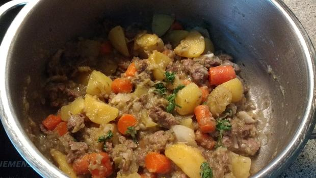 Falsches Irish Stew - Rezept - Bild Nr. 6738