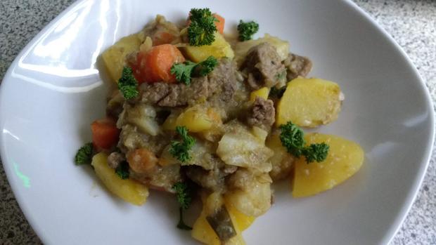 Falsches Irish Stew - Rezept - Bild Nr. 6739
