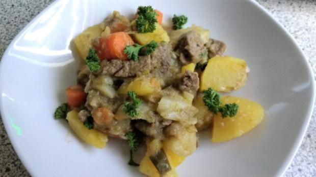 Falsches Irish Stew - Rezept - Bild Nr. 6763
