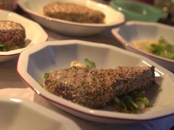 Asiatischer Thunfisch mit Kokosreis - Rezept - Bild Nr. 2