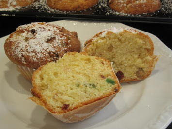 Backen: Königskuchen-Muffins - Rezept - Bild Nr. 6739