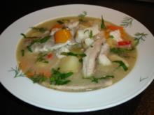 Fischsuppe wie ich sie mag - Rezept