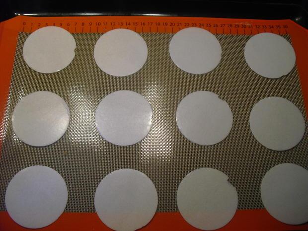 Uschi´s Lebkuchen mit Schoko-Glasur - Rezept - Bild Nr. 6802
